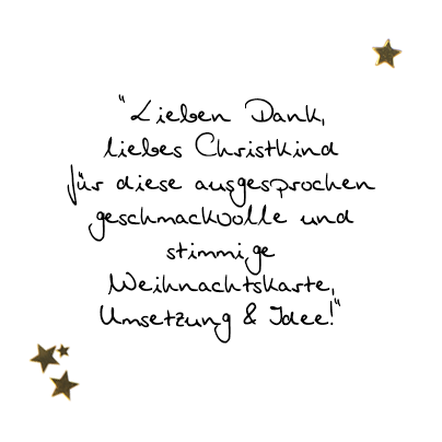 Christkind – Feedback 3